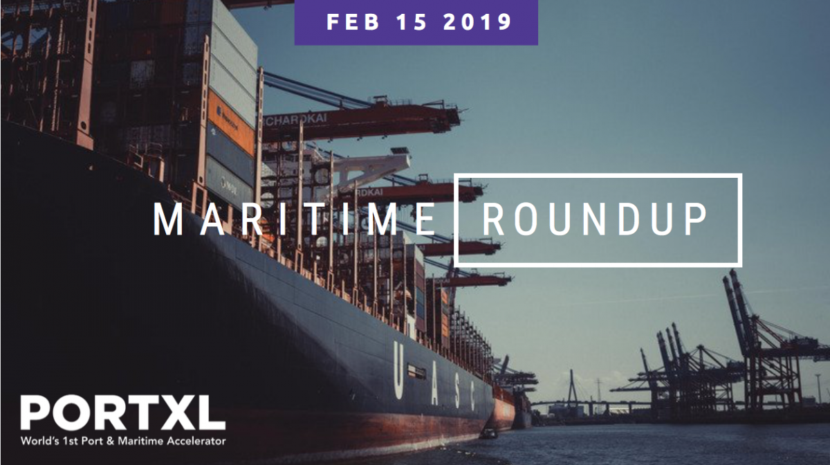 Maritime Roundup Archives - Page 2 of 2 - PortXL