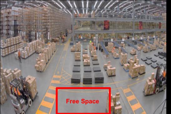 BeamBot for warehouse productivity