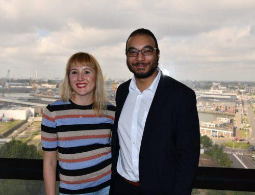Mentor Spotlight: John Oosthoek & Vienna Lomonov