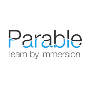 Parable's company logo